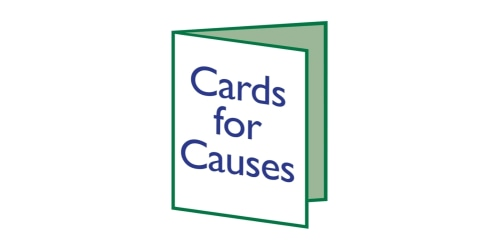 Cards for Causes coupon