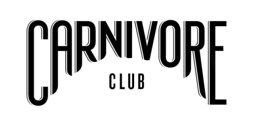 Carnivore Club coupon