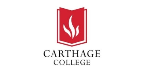 Carthage College coupon