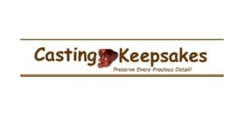 Casting Keepsakes coupon