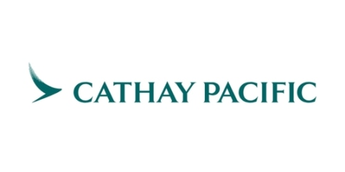 Cathay Pacific Airways coupon