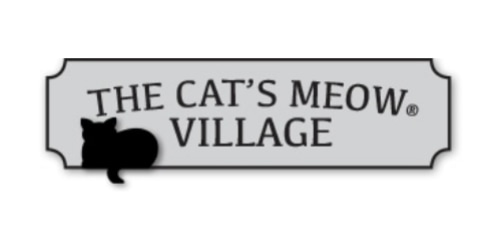 The Cat's Meow Village coupon