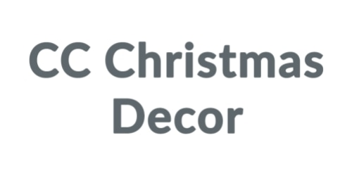 CC Christmas Decor coupons