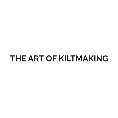 The Art of Kiltmaking