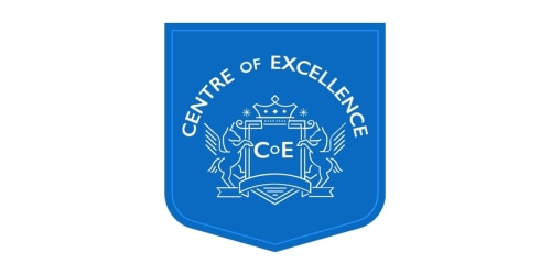 Centre of Excellence Online coupon