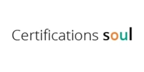 Certifications Soul coupon
