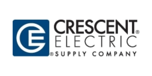 Crescent Electric Supply coupon
