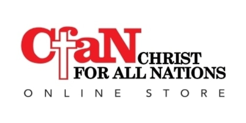 Christ for All Nations coupon