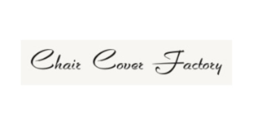 Chair Cover Factory coupon