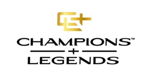 Champions + Legends coupon