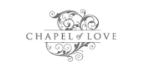 Chapel of Love coupon