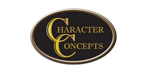 Character Concepts coupon