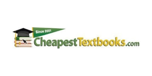 Cheapest Textbooks coupon