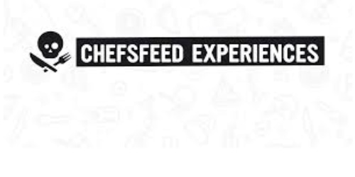 ChefsFeed Experiences coupon