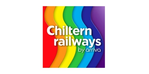 Chiltern Railways coupon