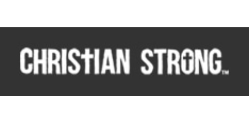 Christian Strong coupons