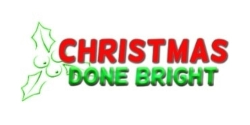 Christmas Done Bright 2020 Christmas Done Bright Promo Codes (25% Off) — 4 Active Offers