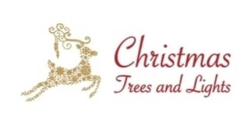 christmas trees and Lights coupon