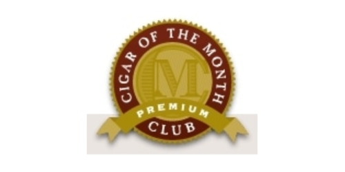 Cigar of the Month Club coupon