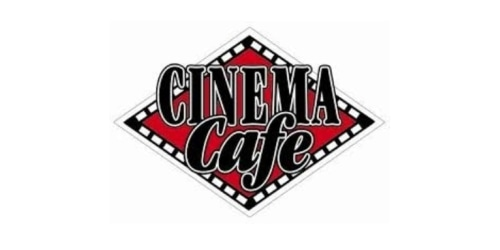 Cinema Cafe coupon