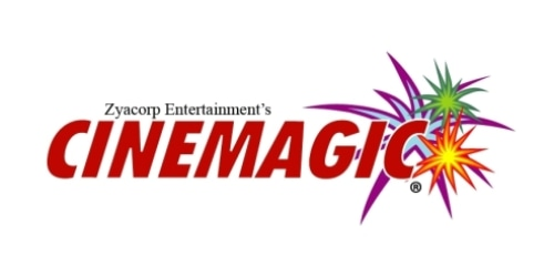 Cinemagic coupon