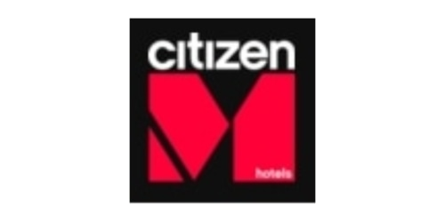 CitizenM Hotels coupon