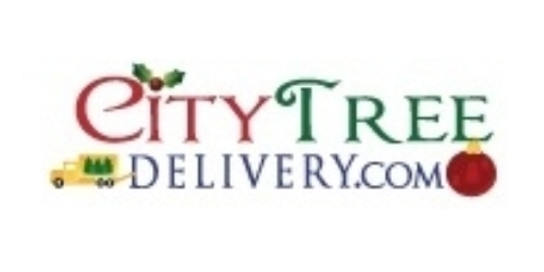 City Tree Delivery coupon