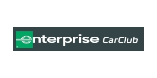 Enterprise Car Club coupon