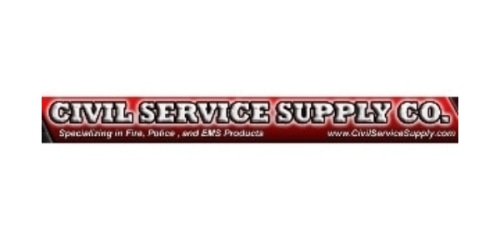 Civil Service Supply coupon