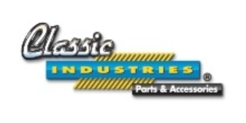 Classic Industries coupon