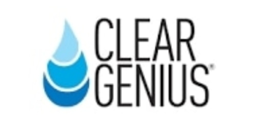 Clear Genius coupon