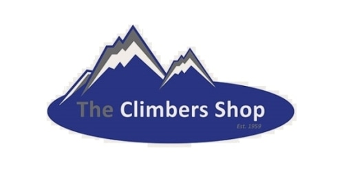 The Climbers Shop coupon