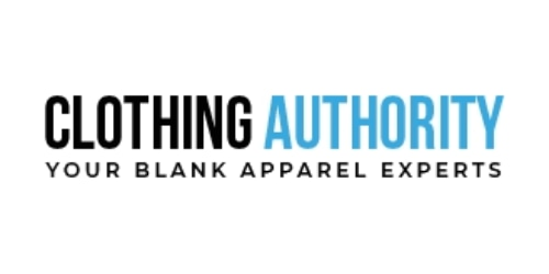 Clothing Authority coupon