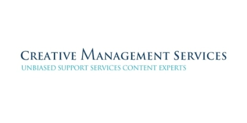 Creative Management Services coupons