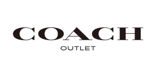 Coach Outlet coupon