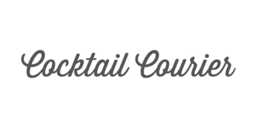 Cocktail Courier coupon