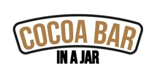 Cocoa Bar In a Jar coupon