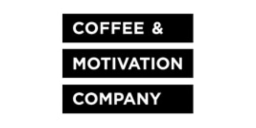 Coffee and Motivation coupon
