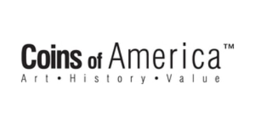 Coins of America coupon