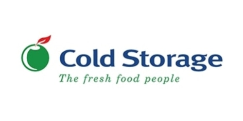 Cold Storage coupon
