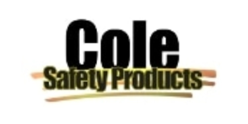 Cole Safety Products coupon