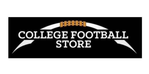 college football store promo coupon
