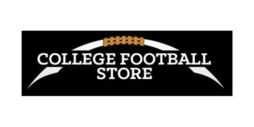 College Football Store coupon