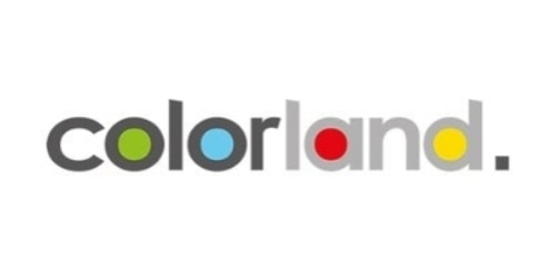 Colorland coupon