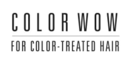 Color WOW coupon