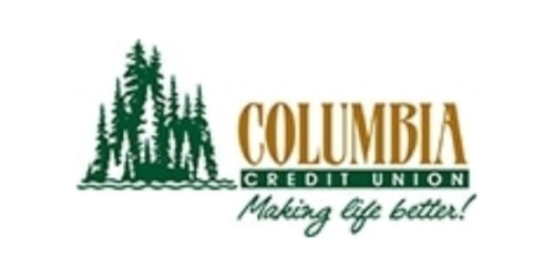 Columbia Credit Union coupon