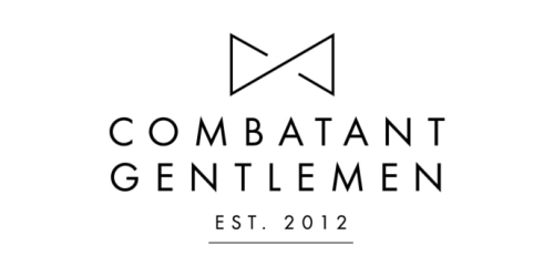 Combatant Gentlemen coupon