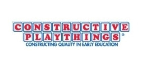 Constructive Playthings coupon