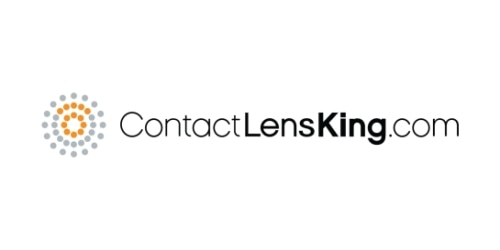 Contact Lens King coupon