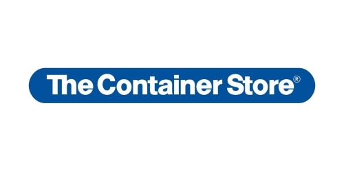 The Container Store coupon